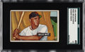 Baseball Cards:Singles (1950-1959), 1951 Bowman Willie Mays #305 SGC 40 VG 3....