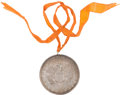 Political:Tokens & Medals, John Quincy Adams: Spectacular Large DeWitt #1 1828 Campaign Medal. ...