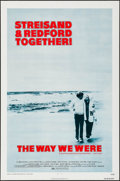 "Movie Posters:Romance, The Way We Were & Others Lot (Columbia, 1973). One Sheets (4) (27"" X 39"" & 27"" X 41""). Flat Folded. Romance.. ... (Total: 4 Items)"