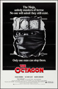 "The Octagon & Others Lot (American Cinema, 1980). One Sheets (3) (27"" X 41"") Flat Folded. Action..."