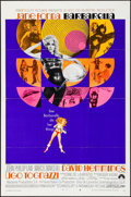 """Movie Posters:Science Fiction, Barbarella (Paramount, 1968). One Sheet (27"""" X 41"""") Style B.Science Fiction.. ..."""