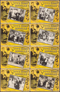 "Movie Posters:Academy Award Winners, You Can't Take It with You (Columbia, R-1940s). Mexican Lobby CardSet of 8 (12.75"" X 16.5""). Academy Award Winners.. ... (Total: 8Items)"