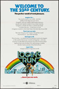 "Movie Posters:Science Fiction, Logan's Run (MGM, 1976). One Sheet (27"" X 41""). Advance. ScienceFiction.. ..."