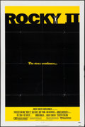"""Movie Posters:Sports, Rocky II (United Artists, 1979). One Sheet (27"""" X 41"""") & Photos (10) (8"""" X 10""""). Sports.. ... (Total: 11 Items)"""
