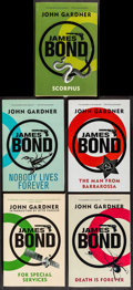 "Movie Posters:James Bond, James Bond by James Gardner (Pegasus Books, 2011-2014). PaperbackBooks (10) (Multiple Pages, 5.5"" X 8.25"" X 1""). James Bond...(Total: 10 Items)"