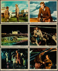 "Movie Posters:Drama, The Spirit of St. Louis (Warner Bros., 1957). Very Fine. Color Photo Set of 12 (8"" X 10""). Drama.. ... (Total: 12 Items)"
