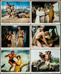 "Movie Posters:Adventure, Tarzan the Ape Man (MGM, 1959). Color Photo Set of 12 (8"" X 10"").Adventure.. ... (Total: 12 Items)"