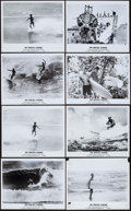 """Movie Posters:Sports, The Endless Summer (Cinema 5, 1966). Photos (15) (8"""" X 10""""). Sports.. ... (Total: 15 Items)"""
