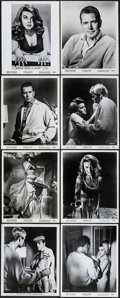 """Movie Posters:Bad Girl, Kitten with a Whip (Universal, 1964). Photos (45) (8"""" X 10""""). BadGirl.. ... (Total: 45 Items)"""