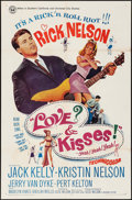 "Movie Posters:Rock and Roll, Love and Kisses & Other Lot (Universal, 1965). One Sheets (2)(27"" X 41""). Rock and Roll.. ... (Total: 2 Items)"