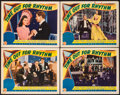 """Movie Posters:Comedy, Time Out for Rhythm (Columbia, 1941). Lobby Cards (4) (11"""" X 14""""). Comedy.. ... (Total: 4 Items)"""