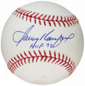 "Autographs:Baseballs, Sandy Koufax Single Signed Baseball - With ""HOF 72"" Inscription...."