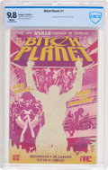 Modern Age (1980-Present):Science Fiction, Bitch Planet #1 (Image, 2014) CBCS NM/MT 9.8 White pages....