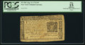 Colonial Notes:New York, New York August 13, 1776 $5 PCGS Apparent Fine 15.. ...