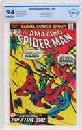 Bronze Age (1970-1979):Superhero, The Amazing Spider-Man #149 (Marvel, 1975) CBCS NM 9.4 Off-white to white pages....