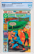 Modern Age (1980-Present):Superhero, DC Comics Presents #26 Superman and Green Lantern (DC, 1980) CBCSNM- 9.2 Off-white to white pages....