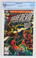 Modern Age (1980-Present):Superhero, Daredevil #168 (Marvel, 1981) CBCS NM- 9.2 White pages....