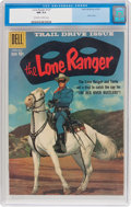Silver Age (1956-1969):Western, Lone Ranger #127 (Dell, 1959) CGC NM 9.4 Off-white to whitepages....