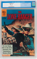 Silver Age (1956-1969):Western, Lone Ranger #137 (Dell, 1961) CGC NM+ 9.6 Off-white pages....