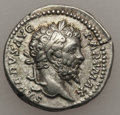 Ancients:Ancient Lots , Ancients: ANCIENT LOTS. Roman Imperial. Septimius Severus. Lot often (10) AR denarii. Fine-About XF.... (Total: 10 coins)