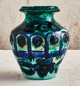 Maurice de Vlaminck (French, 1876-1958) Vase, 1912-1930 Glazed stoneware 7-3/8 inches high (18.8 cm) Painted to the