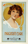 "Movie Posters:Drama, Marguerite Clark (Paramount, Late 1910s). Stock Personality OneSheet (26.75"" X 41.75"").. ..."