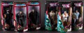 """Movie Posters:James Bond, James Bond Action Figures (Exclusive Toys, 1997). UnusedCollector's Poseable Action Figures in Original Packaging (6) (5""""X... (Total: 6 Items)"""