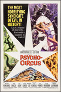 "Psycho-Circus (American International, 1967). One Sheet (27"" X 41""). Horror"