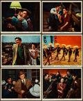 "Movie Posters:Musical, A Star is Born (Warner Brothers, 1954). Color Photos (11) (8"" X 10""). Musical.. ... (Total: 11 Items)"
