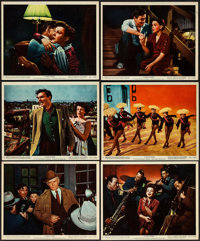 """A Star is Born (Warner Brothers, 1954). Color Photos (11) (8"""" X 10""""). Musical. ... (Total: 11 Items)"""