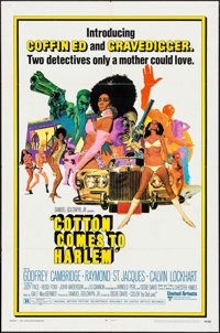 "Cotton Comes to Harlem & Others Lot (United Artists, 1970). One Sheets (3) (27"" X 41""). Blaxploitation..."