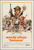 """Movie Posters:Comedy, Bananas & Other Lot (United Artists, 1971). One Sheets (2) (27"""" X 41""""). Comedy.. ... (Total: 2 Items)"""