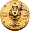 Timepieces:Other , Chicago College Of Horology Model Made By Thomas. ...
