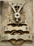 Timepieces:Other , Duplex Escapement Model Attributed To The Bradley HorologicalInstitute, circa 1900. ...