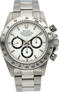 Timepieces:Wristwatch, Rolex Ref. 16520 Stainless Steel Oyster Perpetual Cosmograph, circa1997. ...