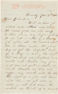 Military & Patriotic:Civil War, Union Private Charles Canfield, Co. D, 141st Pennsylvania Volunteers Archive....