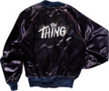 Movie Posters:Horror, The Thing (Universal, 1982). Official Crew Jacket (Size: Large).....