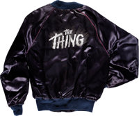 The Thing (Universal, 1982). Official Crew Jacket (Size: Large)