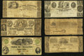 Obsoletes By State:Virginia, VA - Lot of 20 Virginia Obsolete Banknotes from Several Issuers.. ... (Total: 20 notes)