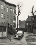 Photographs, George A. Tice (American, b. 1938). Car for Sale, Cliff Street, Patterson, NJ, 1969. Gelatin silver, 2000. 9-3/8 x 7-1/2...