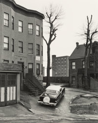 George A. Tice (American, b. 1938) Car for Sale, Cliff Street, Patterson, NJ, 1969 Gelatin silver, 2