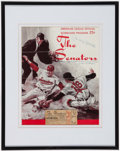 Autographs:Photos, Signed 1968 Mickey Mantle New York Yankees vs Washington SenatorsScorecard Program. ...