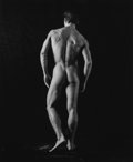 Photographs, David Seidner (1957-1999). Untitled Nude B32, 1993. Gelatin silver. 10 x 8 inches (25.4 x 20.3 cm). Signed, numbered, da...