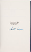 Books:Signed Editions, Richard Nixon Signed Limited Edition Copy of 1999: Victory Without War....