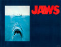"Movie Posters:Horror, Jaws (Universal, 1975). Subway (45.5"" X 59.5"") No Credits Style,Roger Kastel Artwork.. ..."