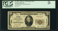 National Bank Notes:Kentucky, Harrodsburg, KY - $20 1929 Ty. 1 The Mercer NB Ch. # 2531. ...