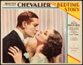 "Movie Posters:Musical, A Bedtime Story (Paramount, 1933). Lobby Card (11"" X 14""). Musical.. ..."