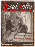 Pulps:Horror, Weird Tales - September 1923 (Popular Fiction) Condition: Apparent FR....