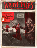 Pulps:Horror, Weird Tales - June 1923 (Popular Fiction) Condition: FR....