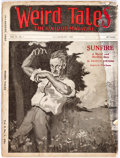 Pulps:Horror, Weird Tales - July-August 1923 (Popular Fiction) Condition: Apparent FR....